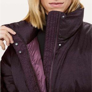 Lululemon * lab Aurora Jacket - Cassis